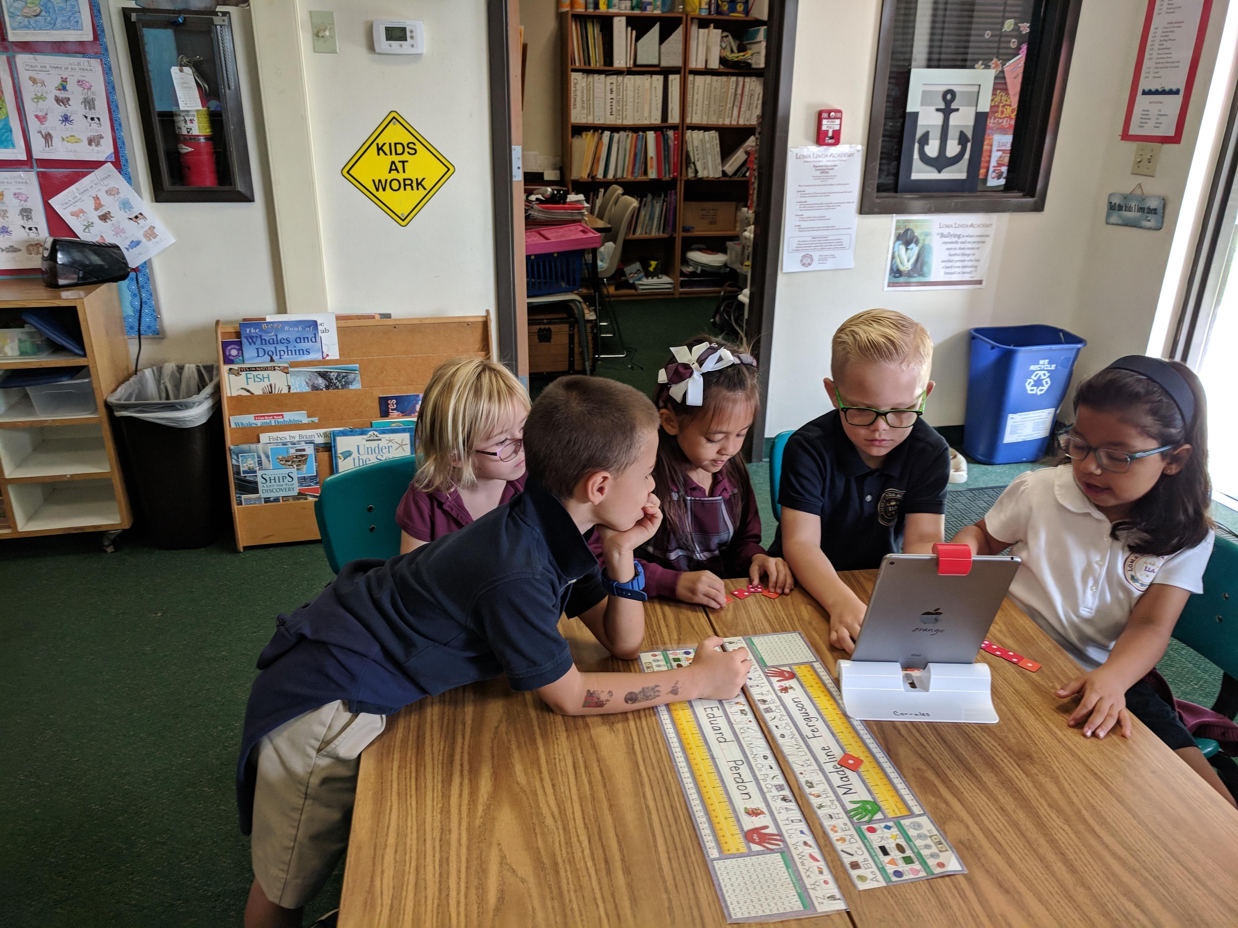 Versacare Grants Jumpstart STEM Education in NAD Schools