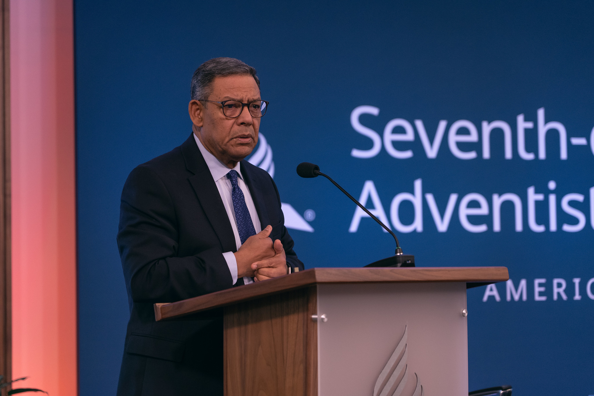 Juan Prestol-Puesán, treasurer of the General Conference, outlines five actions that have taken place over a nearly 30-year period that have led to the financial parity discussion in 2019.