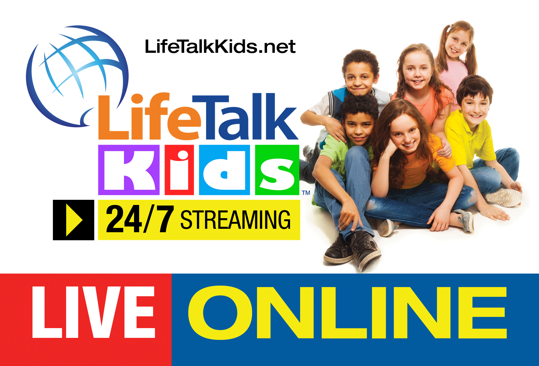 LifeTalkKids is now available on LifeTalk Radio
