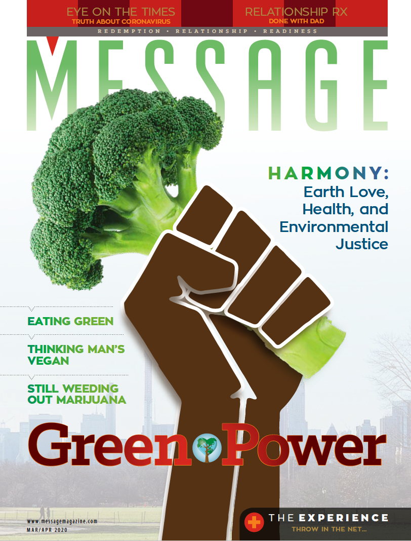 Message magazine cover second quarter 2020