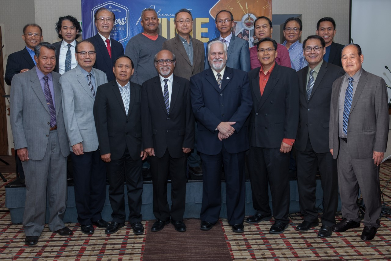 NAD Asian-Pacific pastors