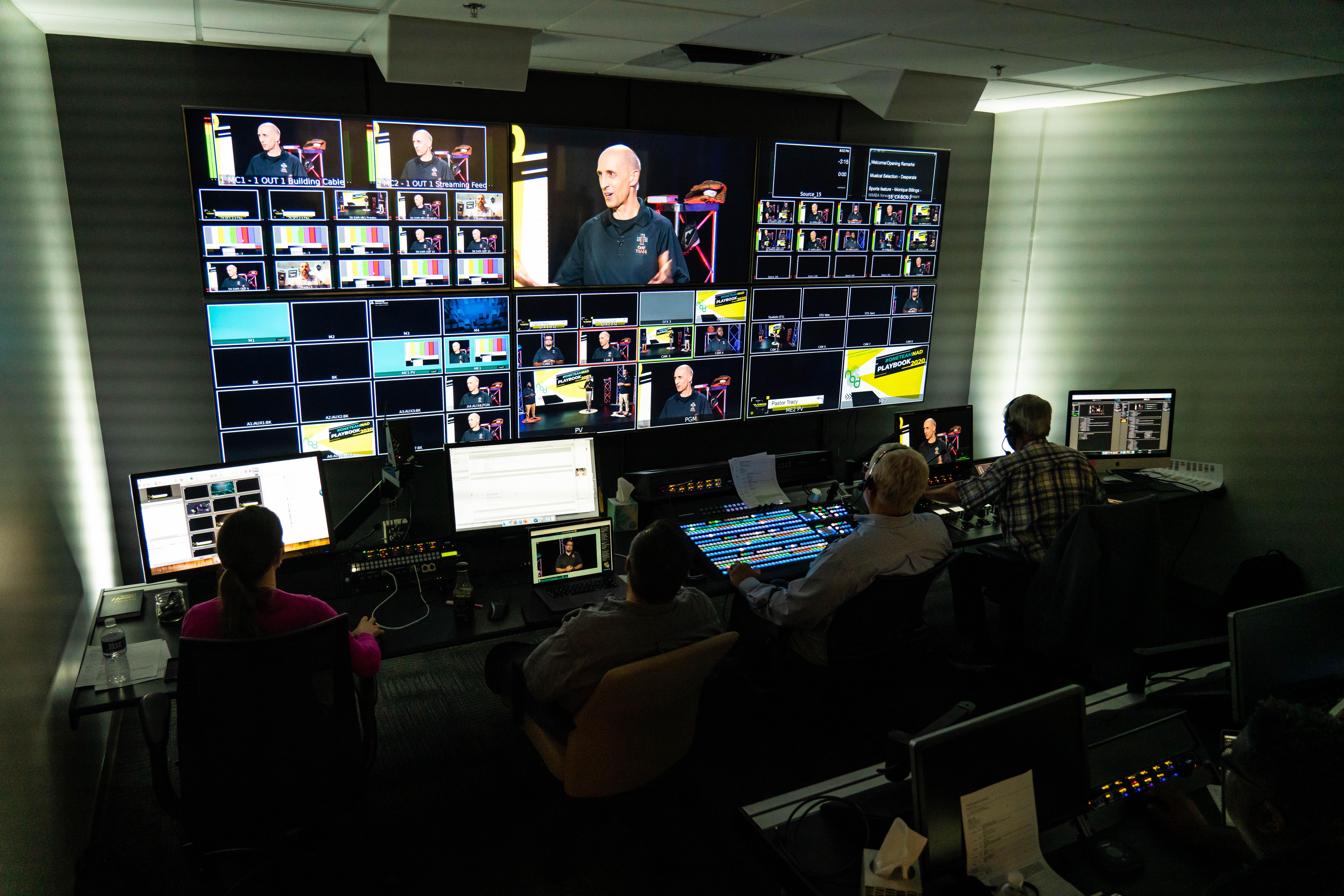 behind the scenes at NAD OneTeam PlayBook 2020