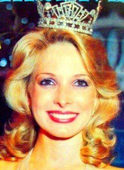 "Paige Phillip (now Parnell) was crowned ""Miss Alabama"" in 1980 at age 17."