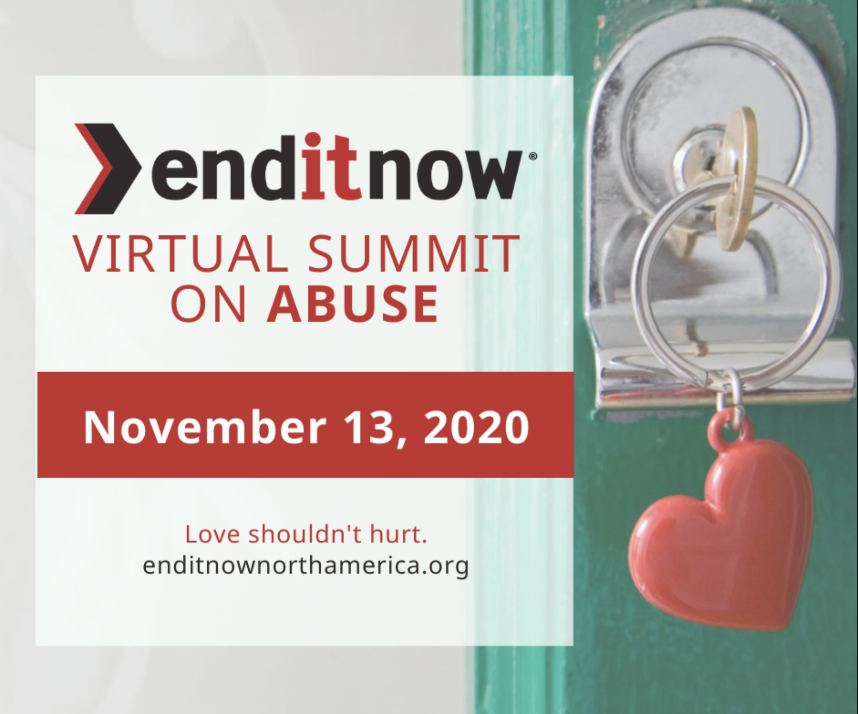 2020 enditnow Virtual Summit on Abuse