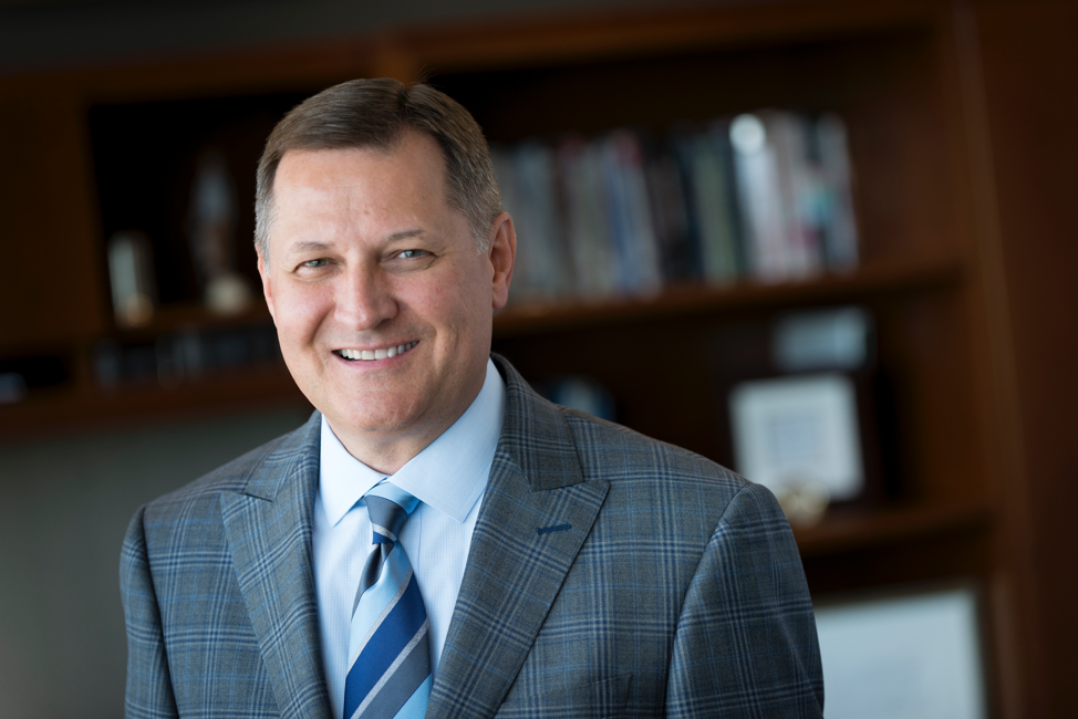 Terry Shaw, President/CEO of AdventHealth