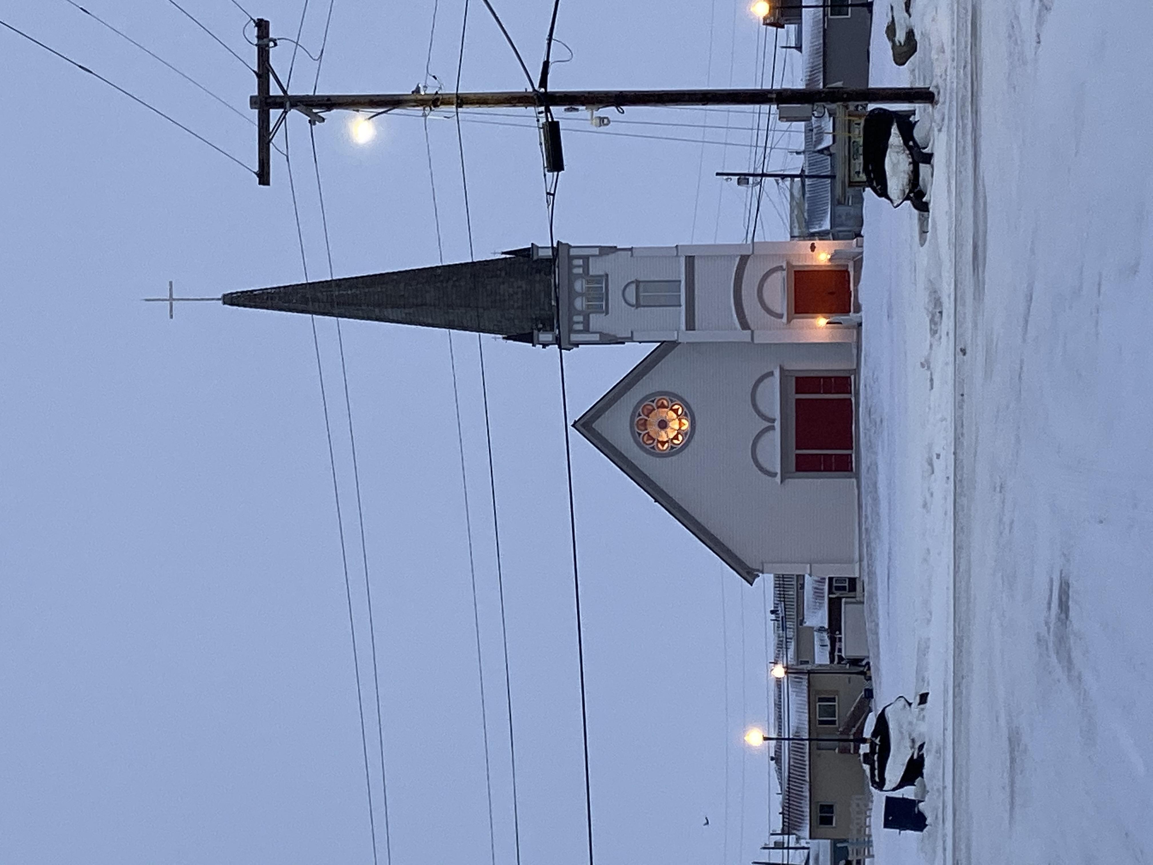Church in Nome