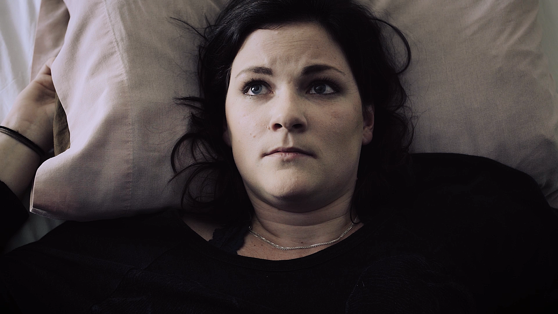 Liz Sandifer stars as Rebecca in the award-winning student short film by Michelle Noland.