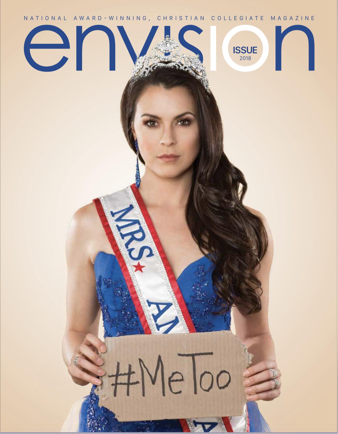 envision magazine 10th edition cover
