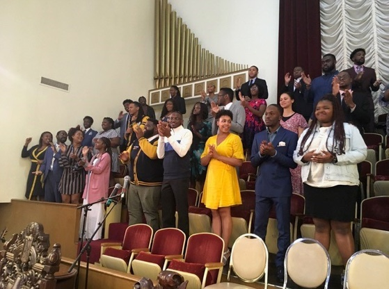 Oakwood University Aeolians Choir Survive Bus Accident in